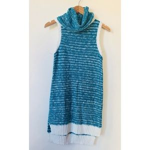 Stitch Fix Kensie spacedye knitted tunic dress